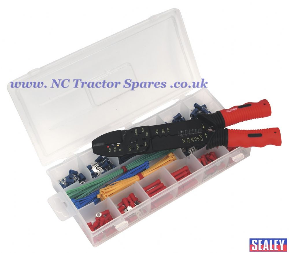 Crimping Tool Set 271pc